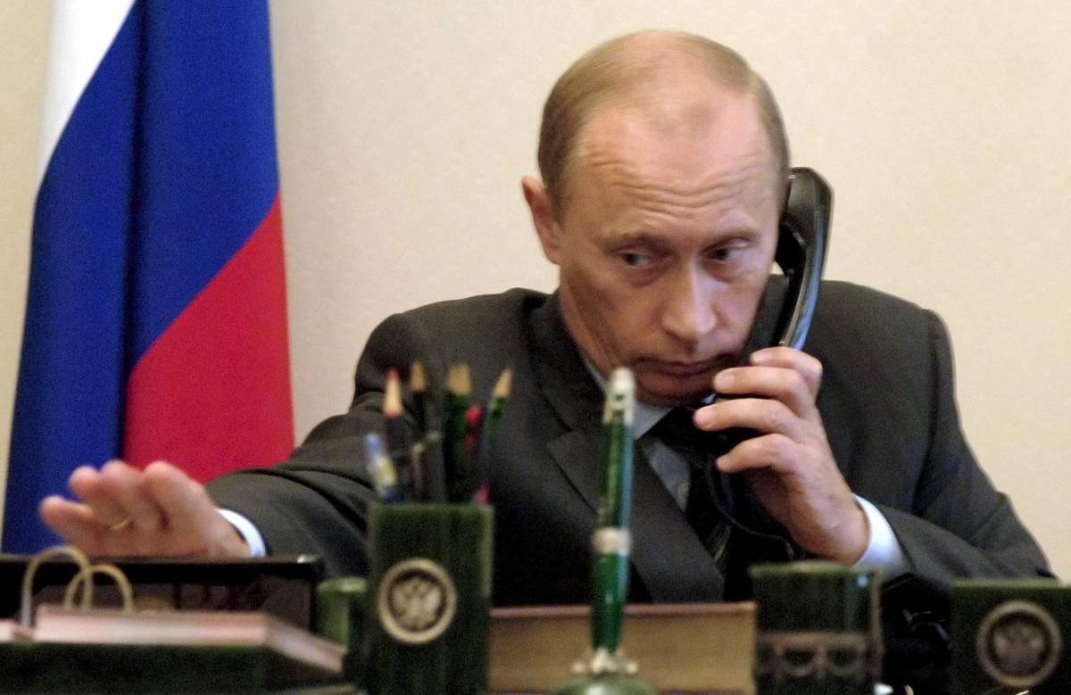 """Putin: """"No allo scudo spaziale o riarmo"""""""