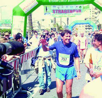Tutta Genova «maratona» per l'Unicef