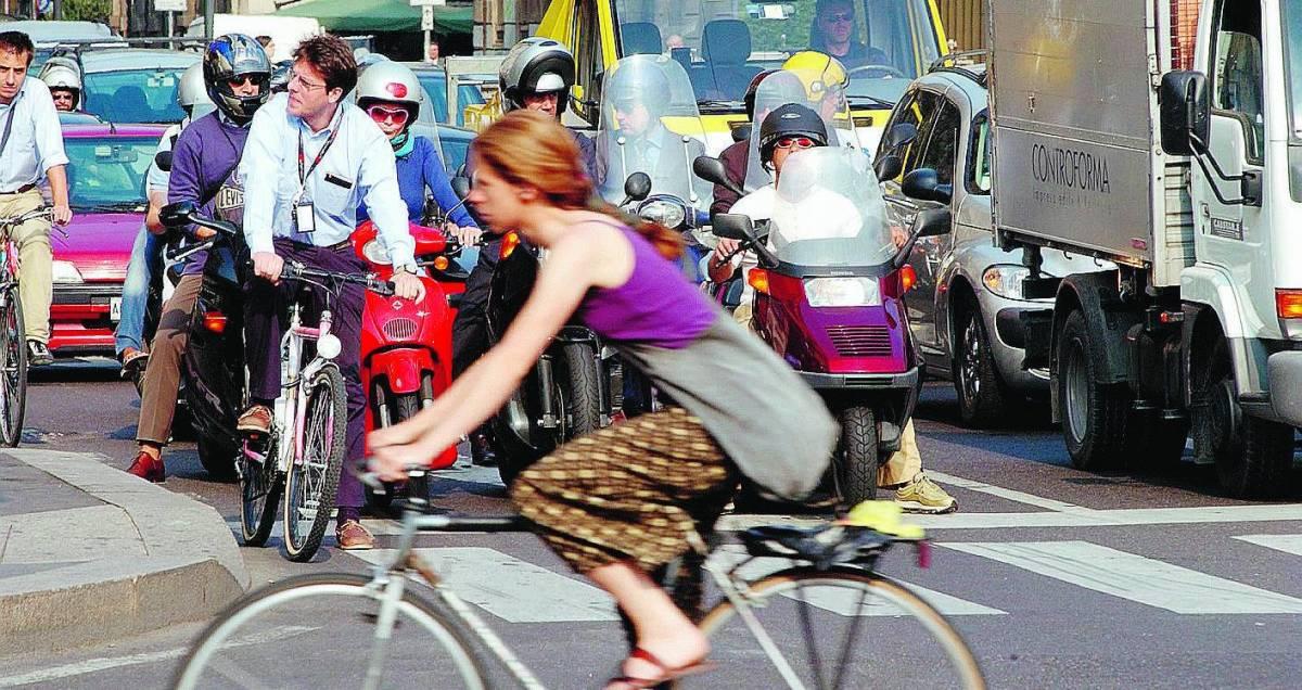 Città a misura di bici? Forse di motorino
