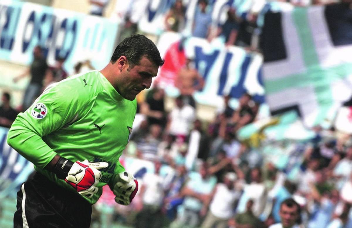Sorpresa Peruzzi: «Era l'ultima partita»