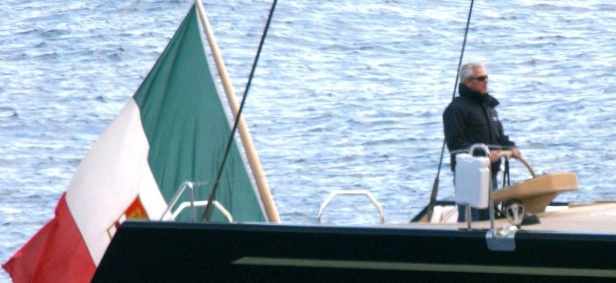 Il giorno dopo  di Tronchetti: regate e relax a Portofino