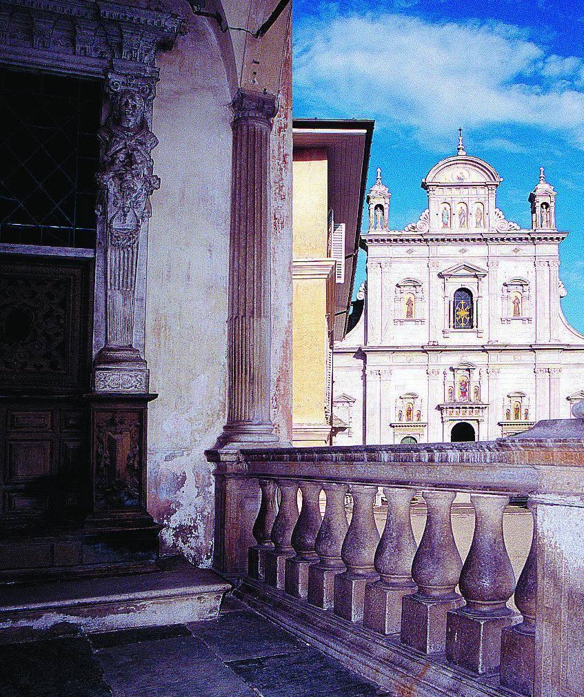 Gita ai Sacri Monti, i «reality show» della cristianità