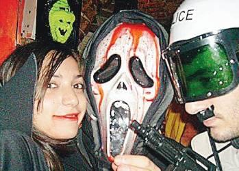 Studentessa sgozzata il giorno di Halloween