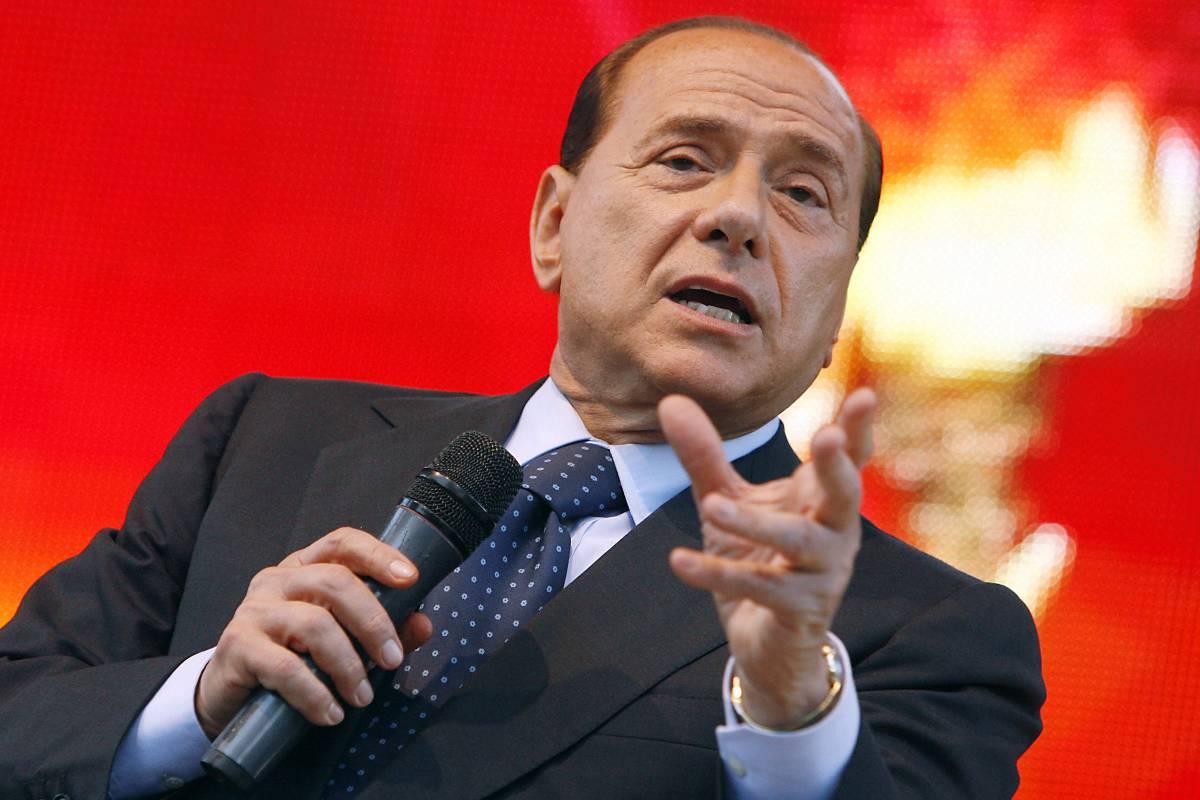 """Berlusconi: """"Nessun attacco ma non diano colpe alla Cdl"""""""