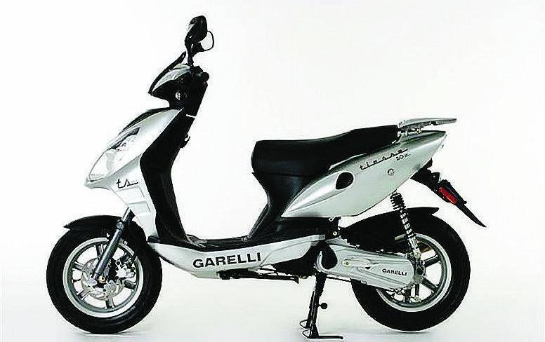 Garelli protagonista con tre novità Innovazione senza tradire la storia