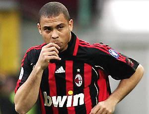 Milan ottimista:  c'è Ronaldo e gioca fuori casa