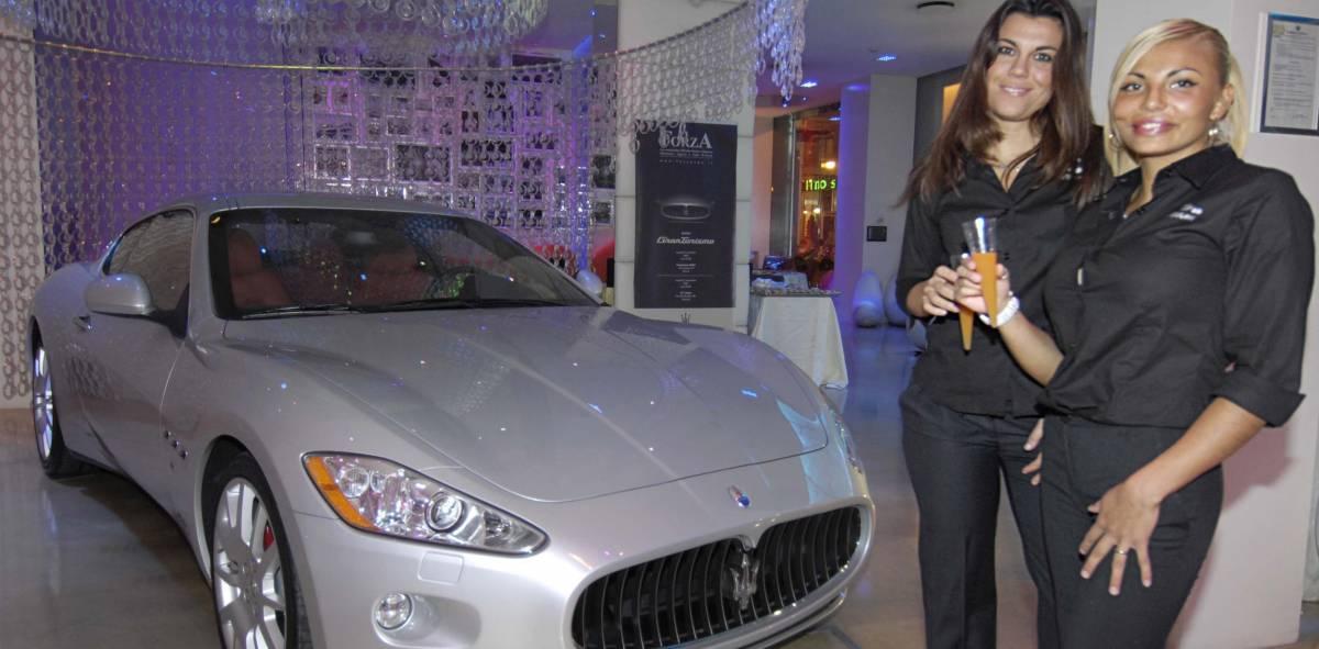 Genova scopre la Maserati e aspetta il nuovo showroom