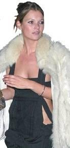 Kate Moss scambia per un idraulico il leader dei conservatori inglesi