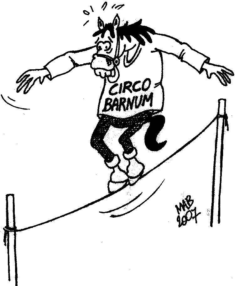 Elezioni allevatori trotto: manovre da circo Barnum