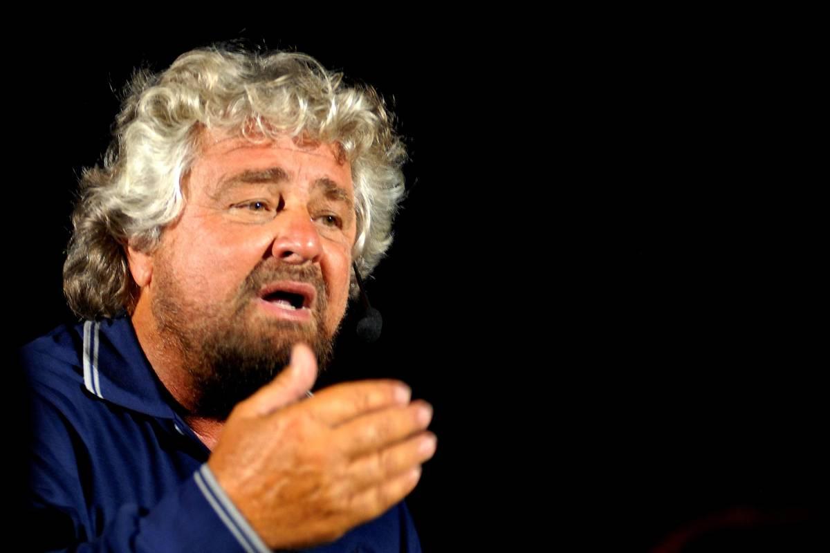 """Why Not, Mastella querela Grillo  Il comico: """"Mi fa molto piacere"""""""