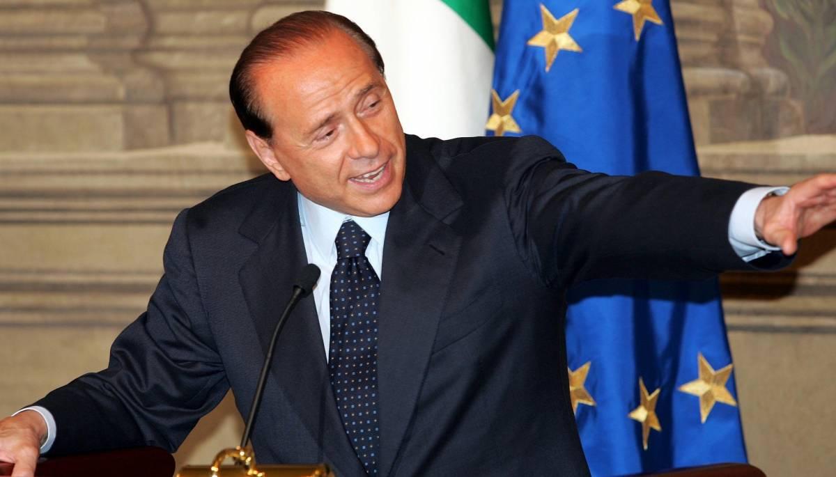 """Berlusconi: """"L'implosione dell'Unione c'è stata"""""""