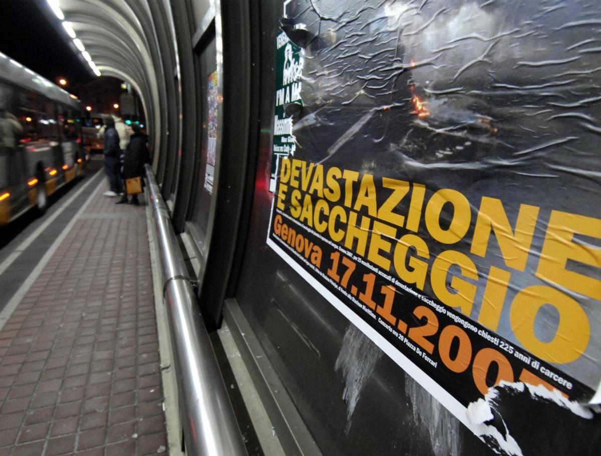 «I carabinieri morti a Nassirya sono come Carlo Giuliani»