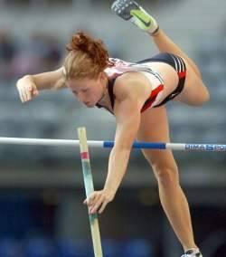 La tedesca Buschbaum: mi ritiro dall'atletica e divento uomo