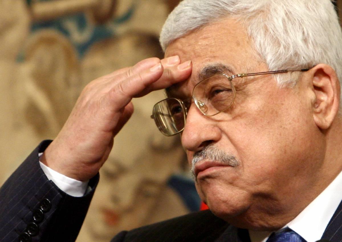 E Abu Mazen congela la pace con Israele