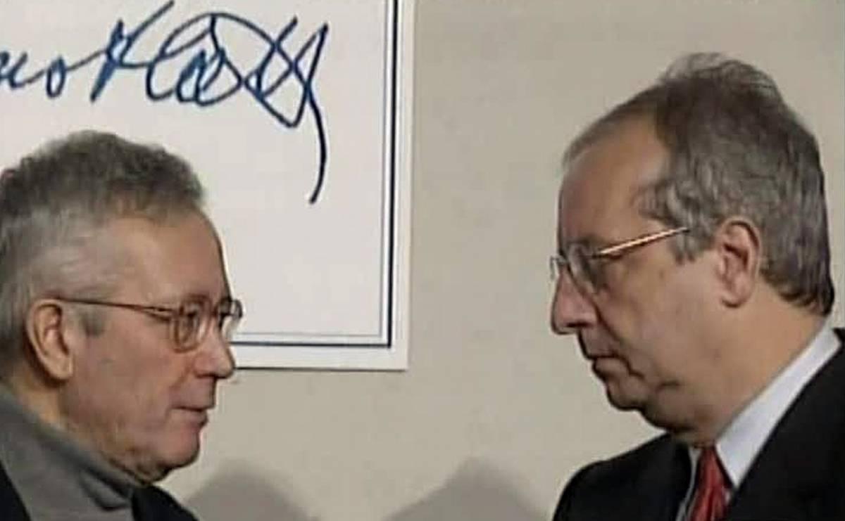 Prove di dialogo Veltroni-Tremonti. Mezzi sorrisi, ma l'intesa è lontana