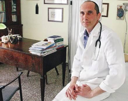 """Il medico che prescrive  i grassi: """"Così vivrete bene"""""""