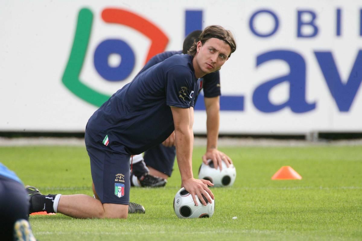 """Euro 2008, Donadoni  ha """"tagliato"""" Montolivo"""