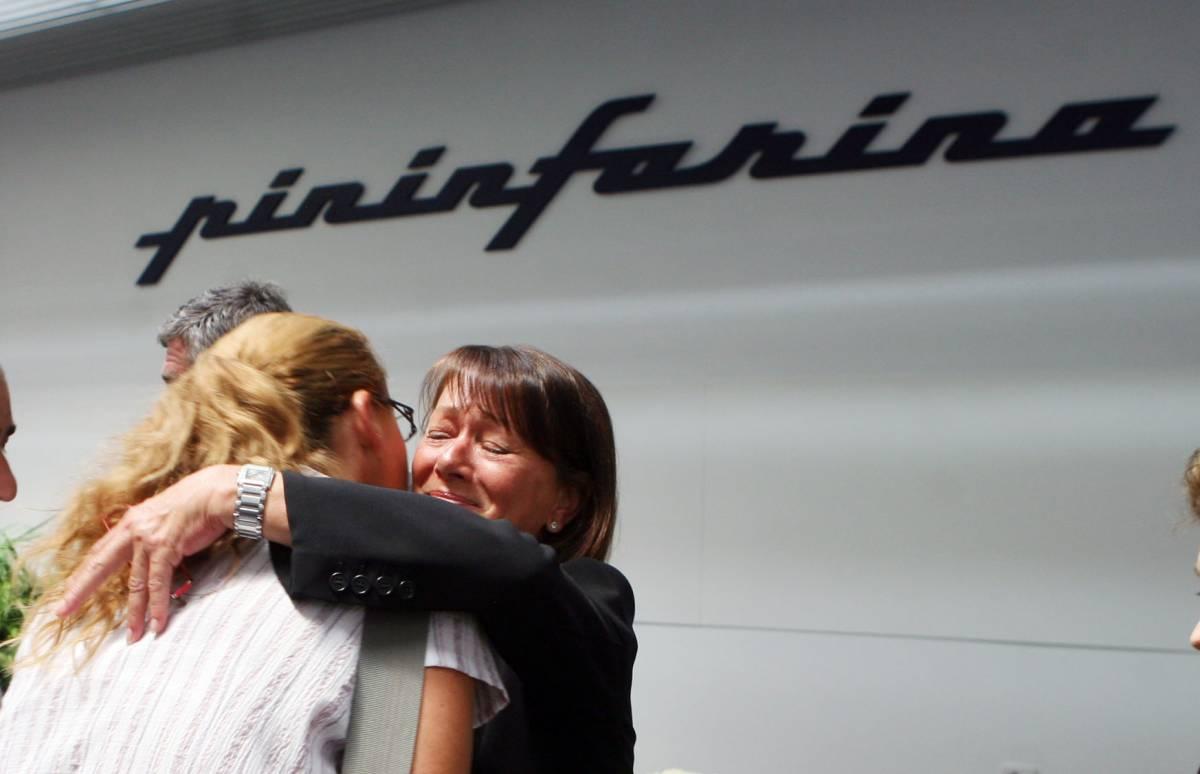 Ai funerali di Pininfarina:  la commozione di Torino