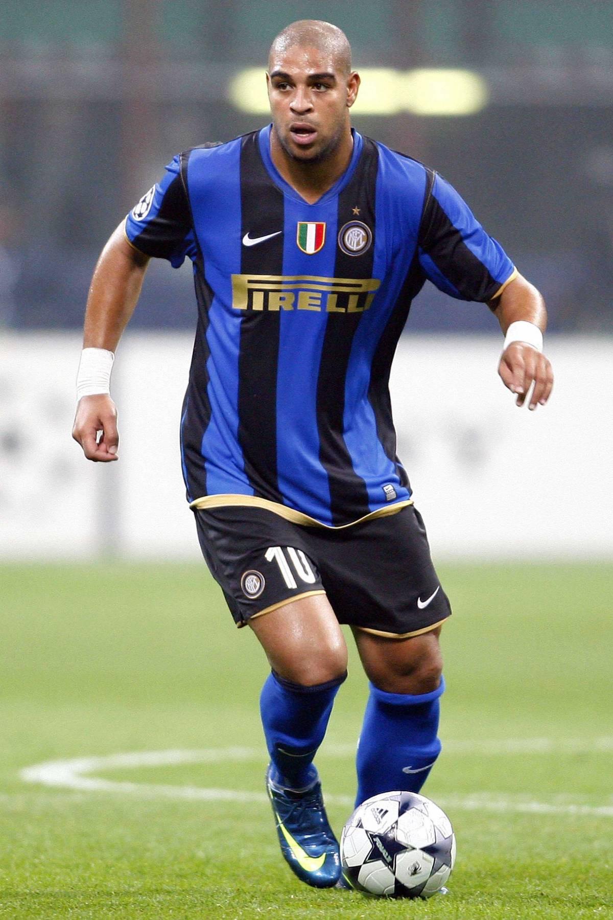 Inter, torna Adriano: resterà?