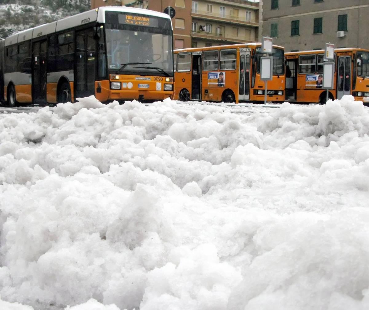 Tornano le nevicate, ma il dicembre più freddo resta quello del lontano '81
