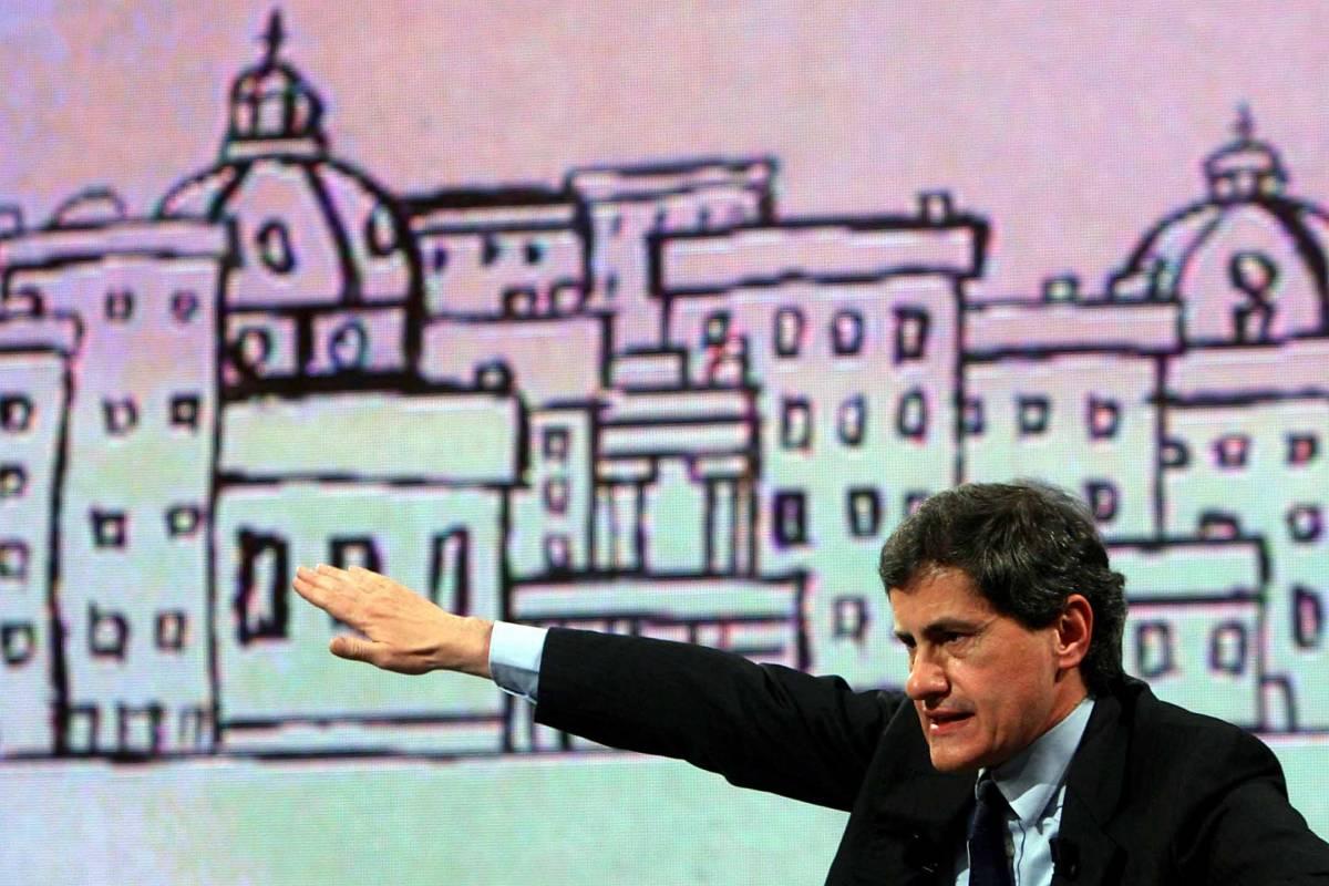 """Alemanno: """"Il parco sulla romanità   sarà la grande Eurodisney italiana"""""""