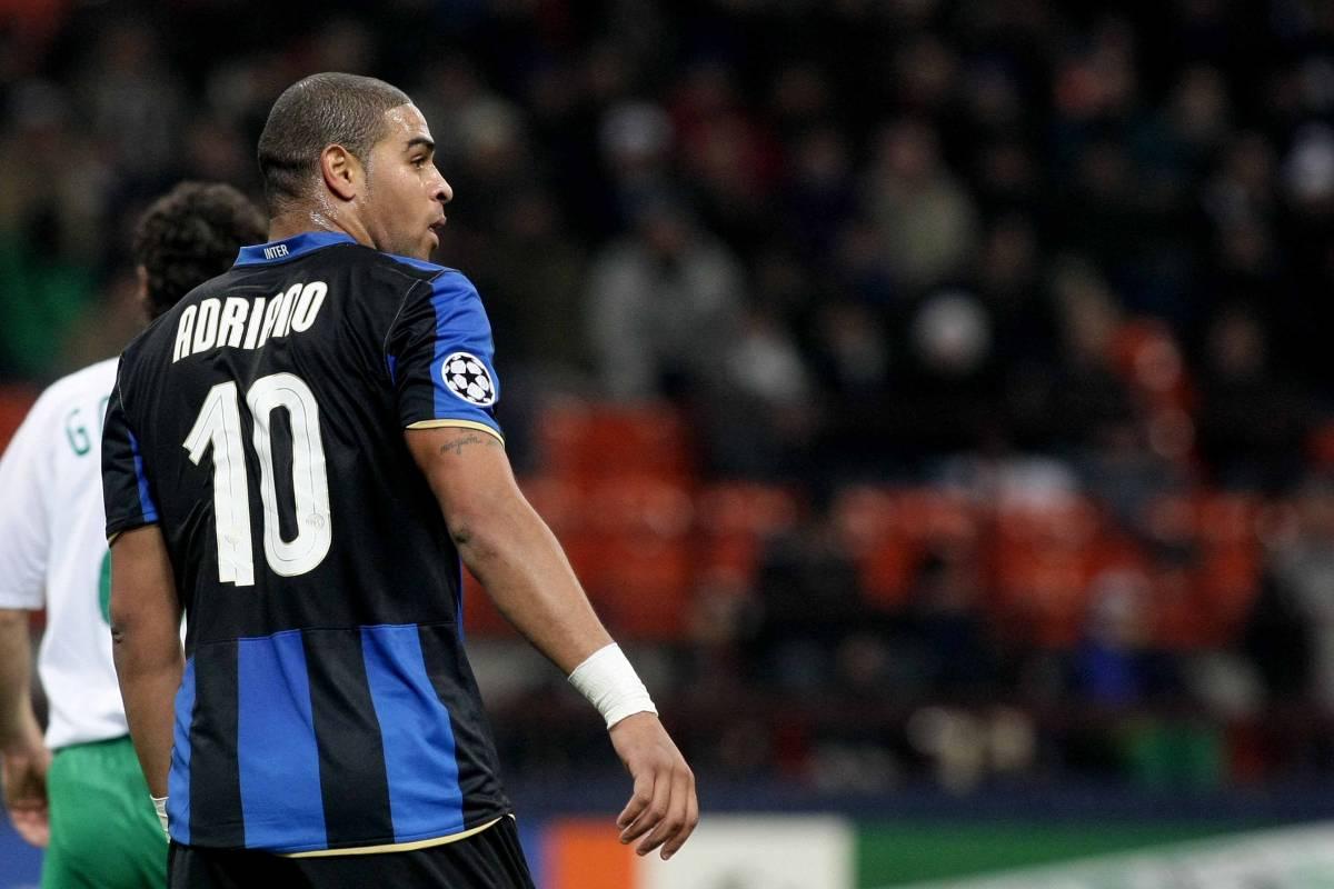 """L'agente di Adriano: """"Resta all'inter fino al 2010"""""""