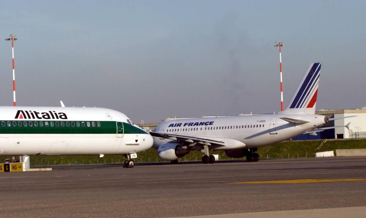 Venerdì Cai incontra Air France: intesa vicina