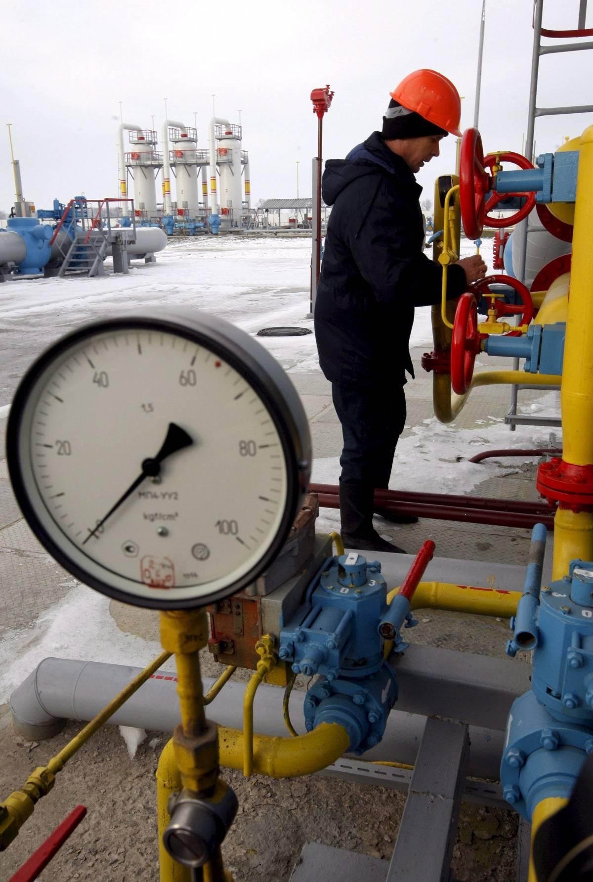 Russia, guerra del gas:  rubinetti chiusi all'Italia