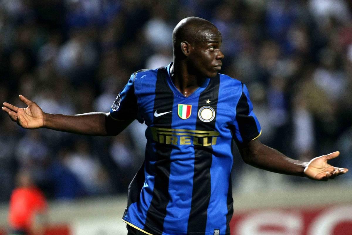 """Moratti: """"Balotelli resta all'Inter,   per noi è indispensabile"""""""