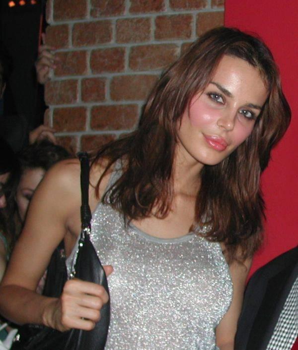 Nina Moric in ospedale per overdose di sonniferi