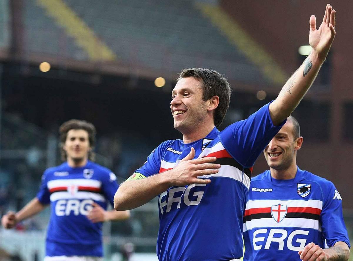"""Il """"segreto"""" di Cassano:  ha l'Inter nel suo destino"""