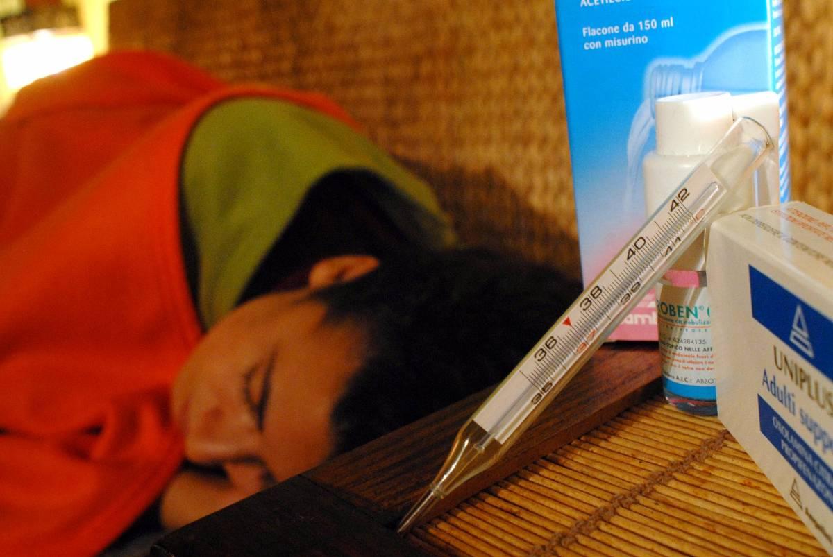 Influenza, attenti a bimbi e anziani