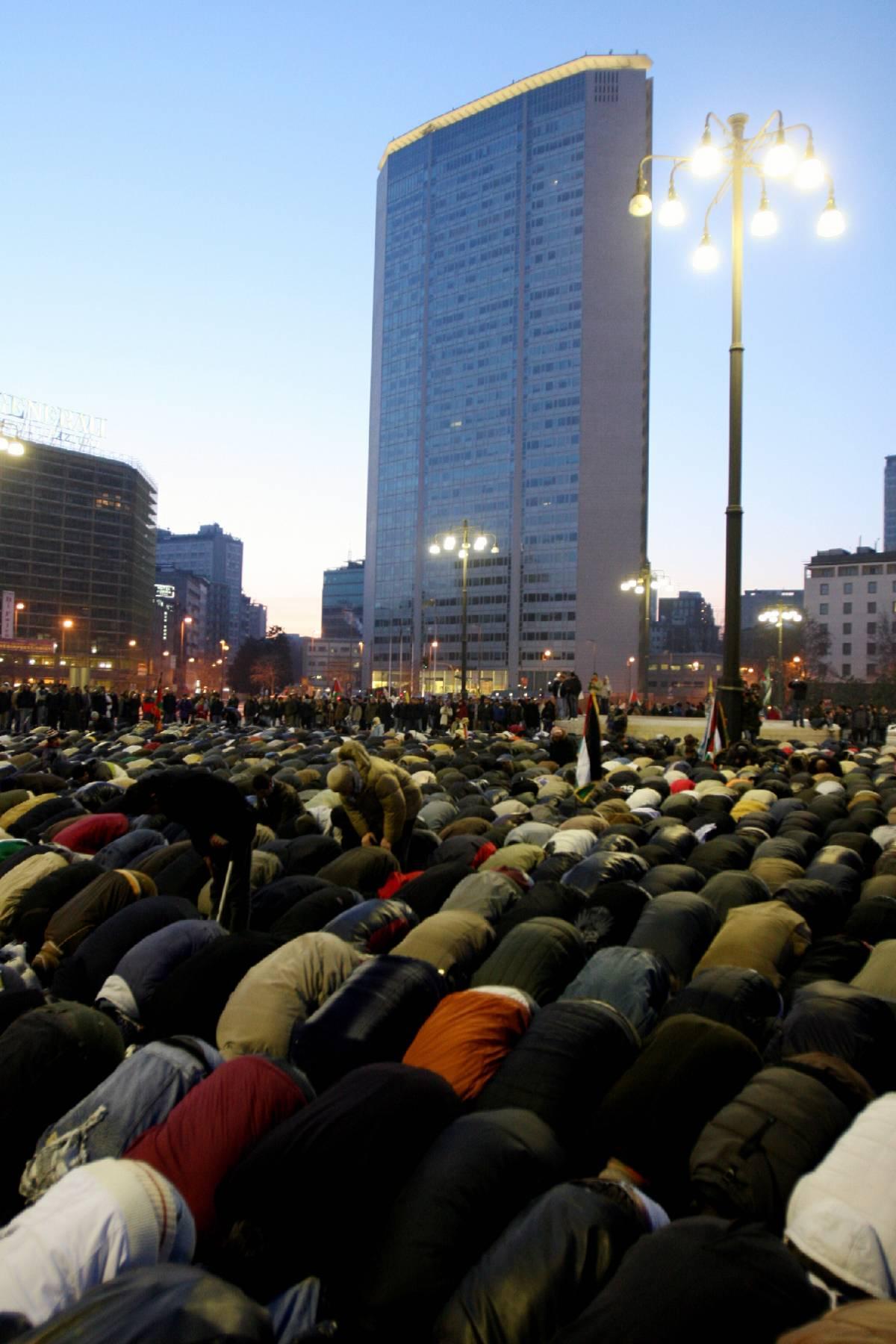Milano, la capitale di Gaza  Quarto corteo in 7 giorni