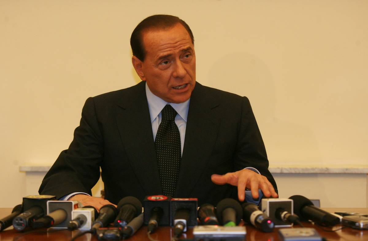 """Berlusconi: """"Riforma della giustizia?  Spero con il Pd, altrimenti da soli"""""""