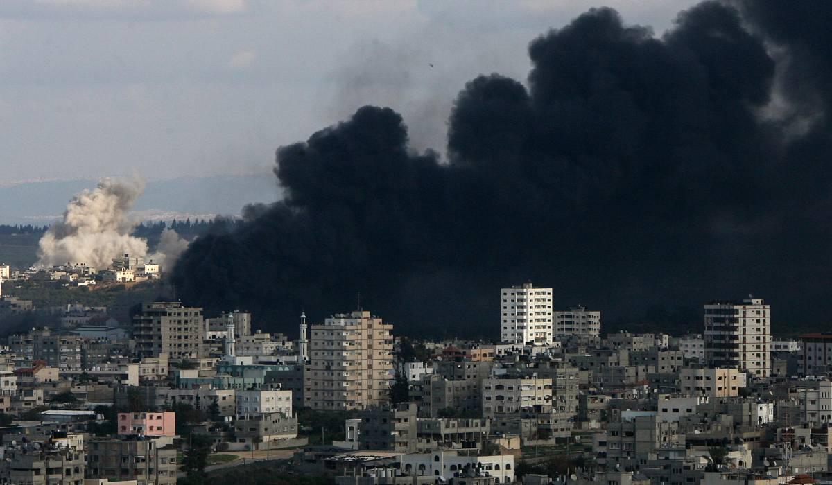 "Gaza, testimoni:  ""Israele bombarda  durante la tregua"""