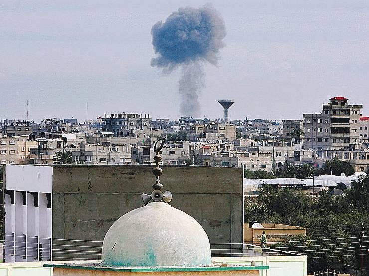 Razzi dal Libano, per Gerusalemme l'incubo del secondo fronte