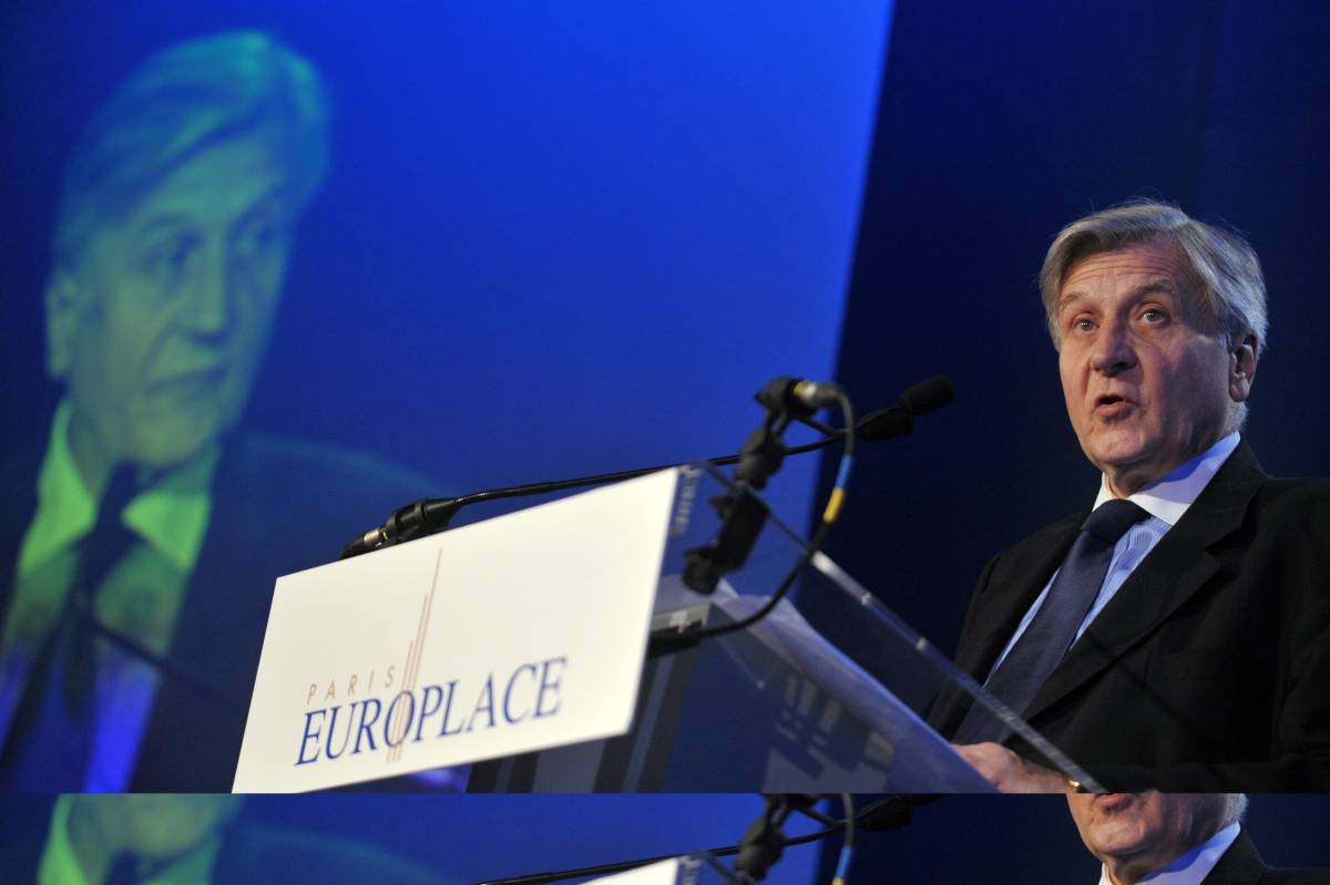 """Trichet avverte: """"La crisi  durerà tutto l'anno"""""""