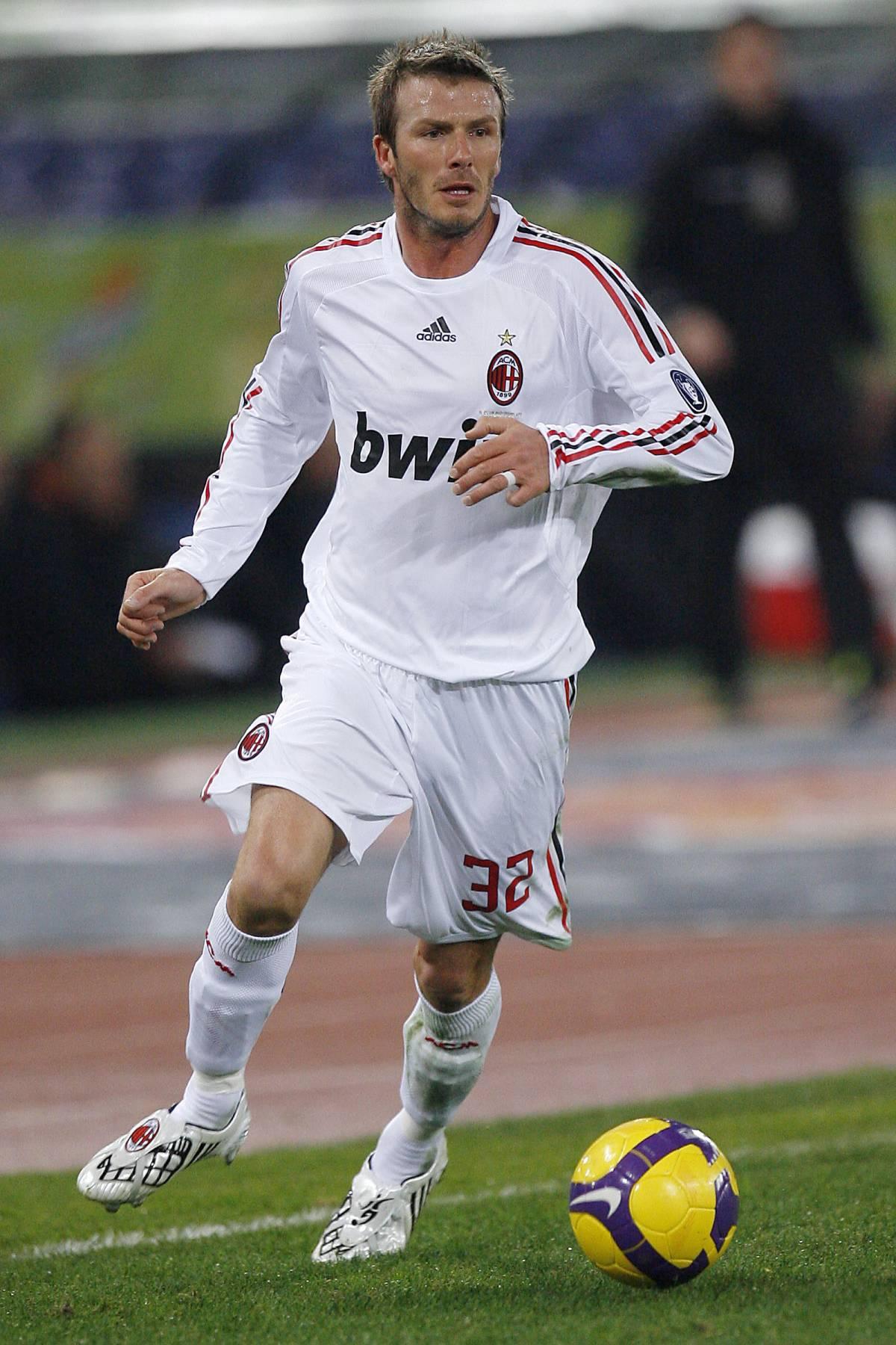 Ora il calcio l'ha scoperto  Beckham non è un reality