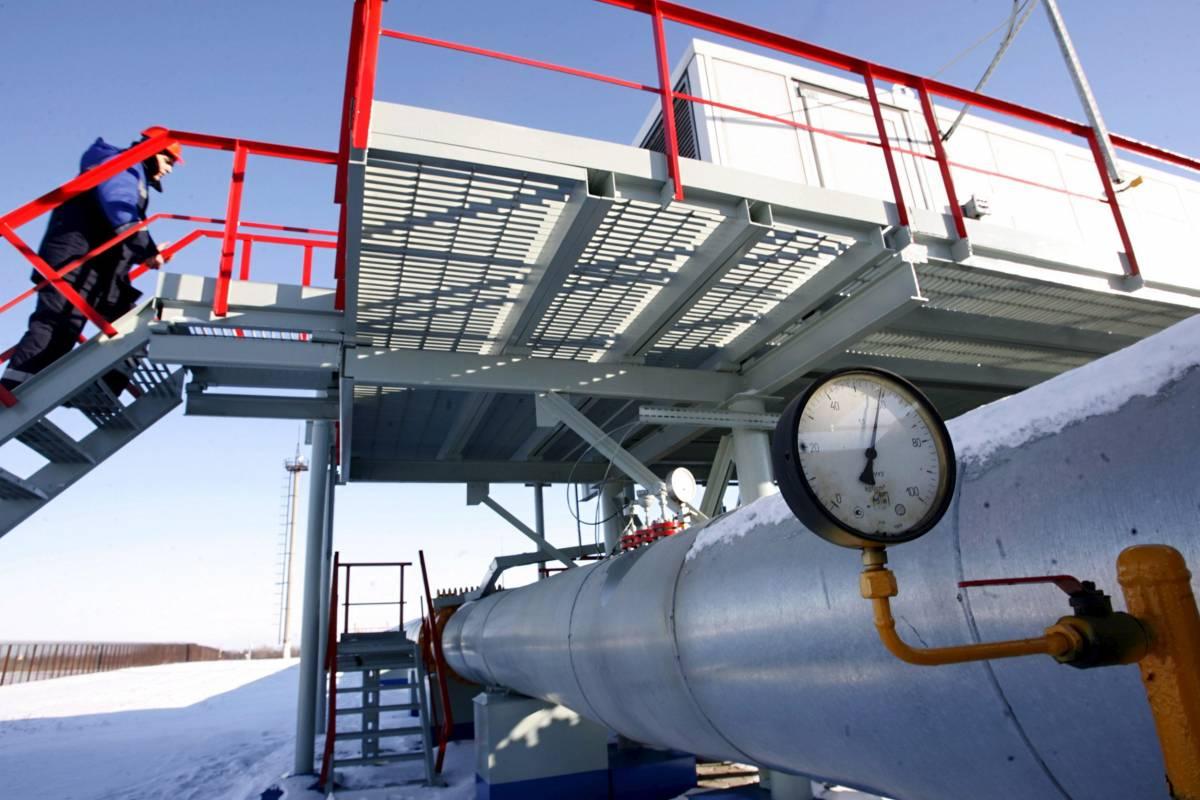 Gas, l'Ucraina blocca il transito