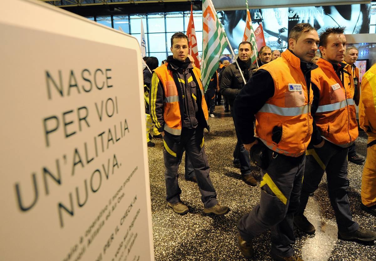Linate e Malpensa nel caos, ma Formigoni ha un'alternativa