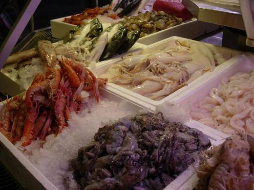 Pesci cinesi travestiti da italiani