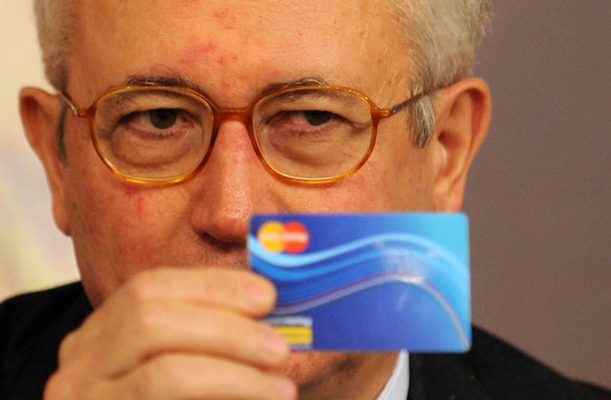 Veltroni-Tremonti: battibecco sulla social card