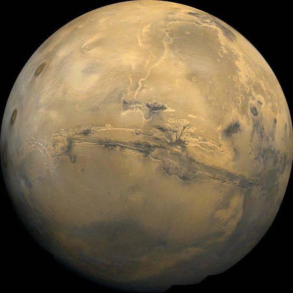 """Nasa: tracce di vita su Marte  trovati dei """"microbi alieni"""""""