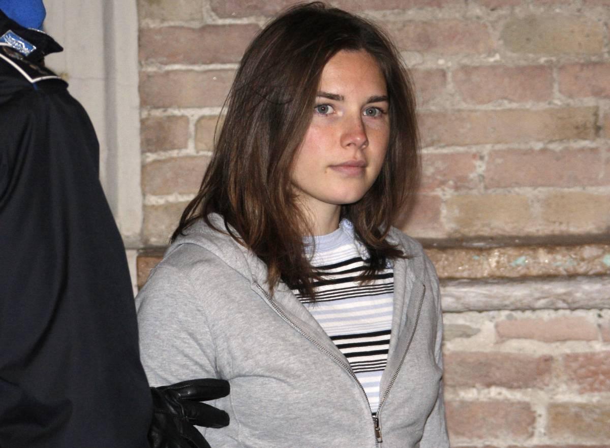 Perugia: omicidio Meredith  Sollecito e Knox alla sbarra