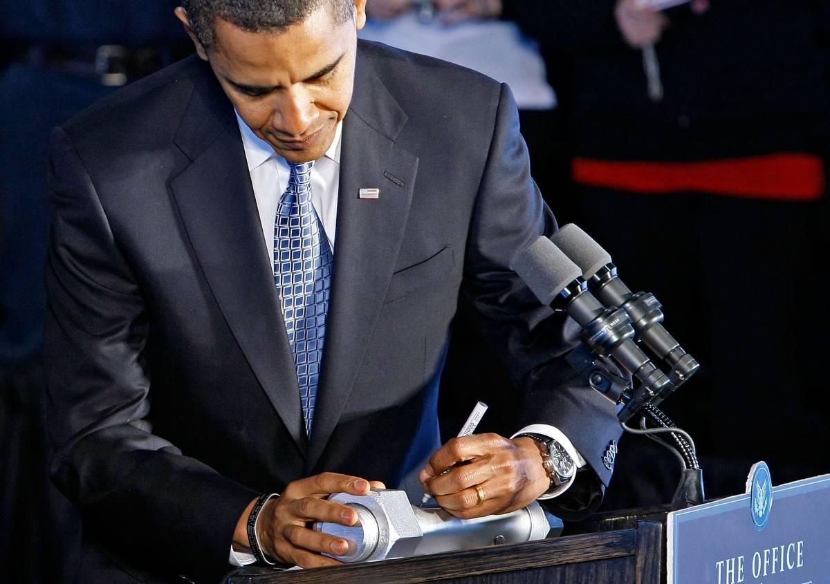Obama day: in treno da Filadelfia a Washington per celebrare Lincoln