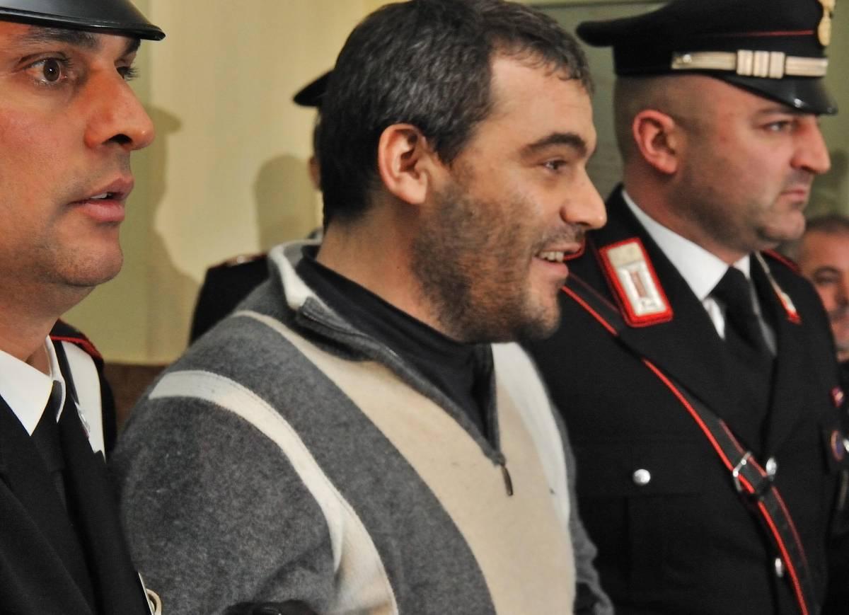Trasferito il boss Setola nel carcere di Milano