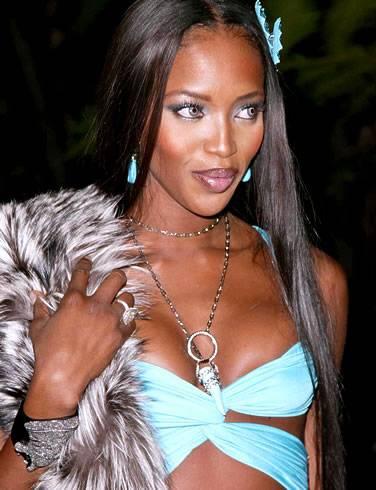 Naomi: niente sesso  per colpa del poker