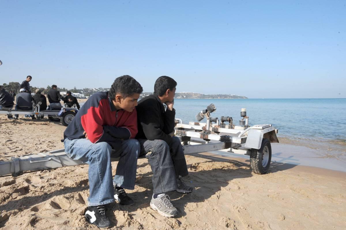 Lampedusa, nuovo maxi sbarco: 214 immigrati