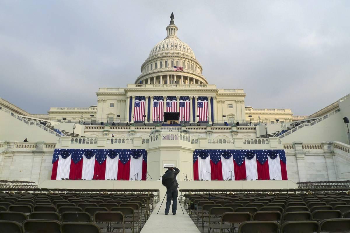 Il programma della giornata di Washington