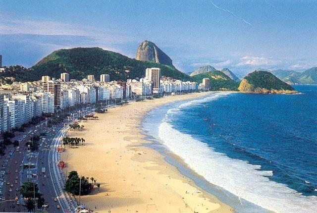 Basta sesso e droga, Copacabana si fa il lifting